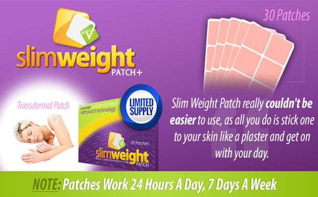 Slim Weight Patch - #1 Weight Loss Patch