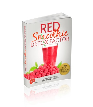 The Red Smoothie Detox Diet Plan eBook Cover