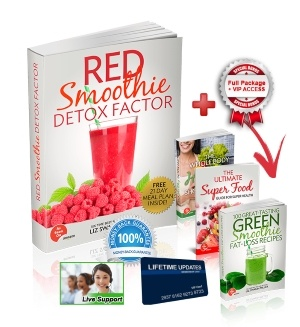 Buy Red Smoothie Detox Here