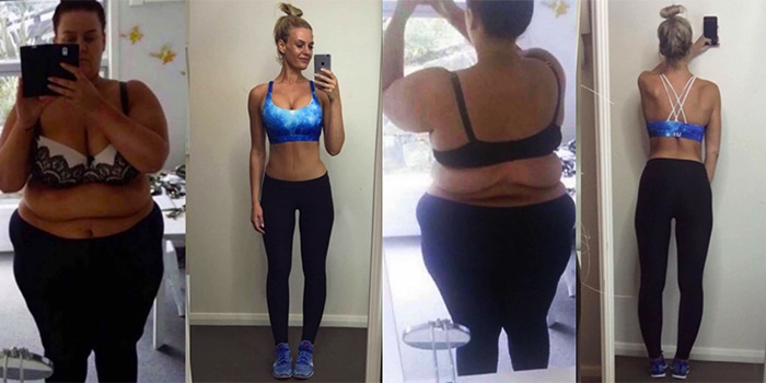 The Inspirational Weight Loss Story of Simone Anderson
